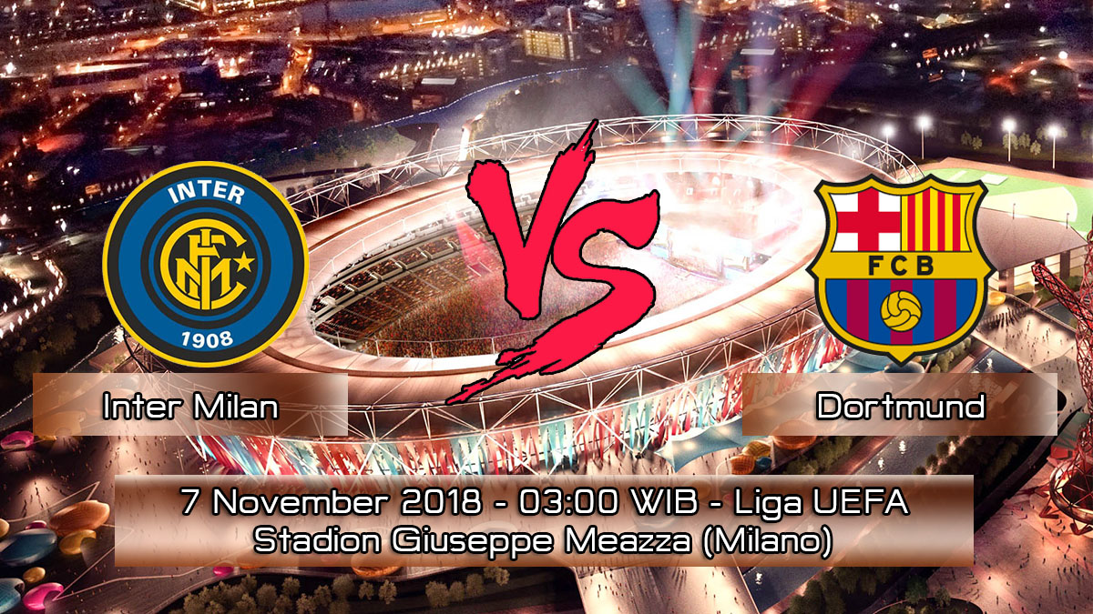 Prediksi Skor Pertandingan Inter Milan vs Barcelona 7 November 2018