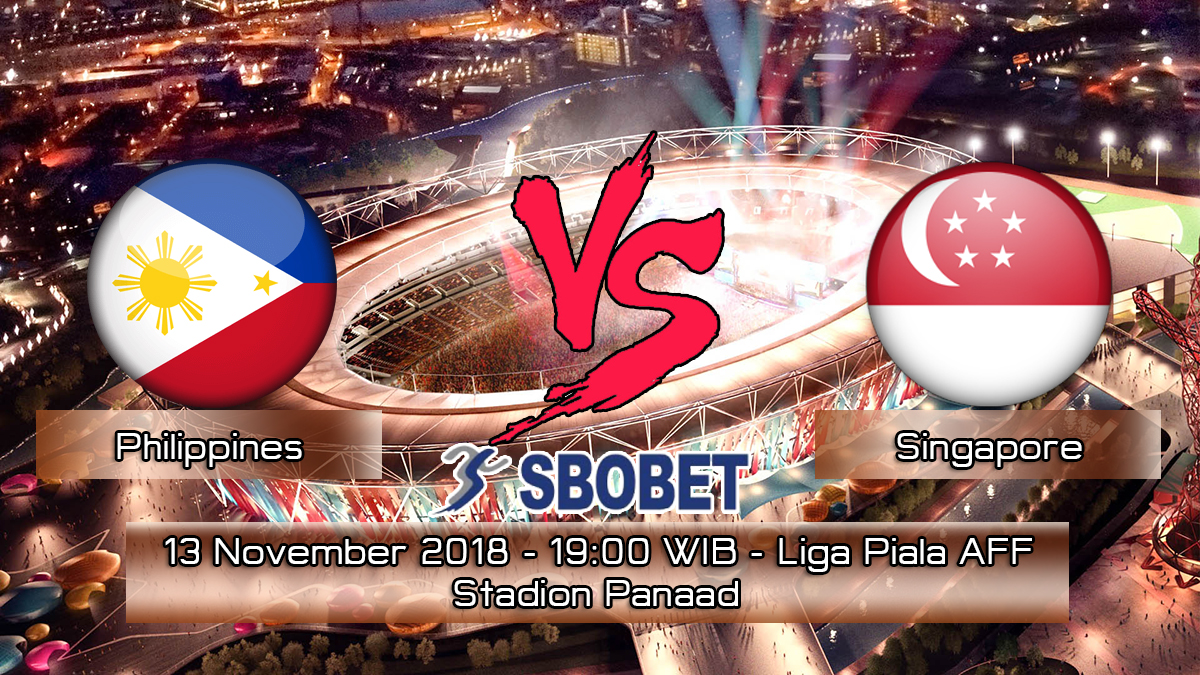 Prediksi Skor Pertandingan Philippines vs Singapore 13 November 2018